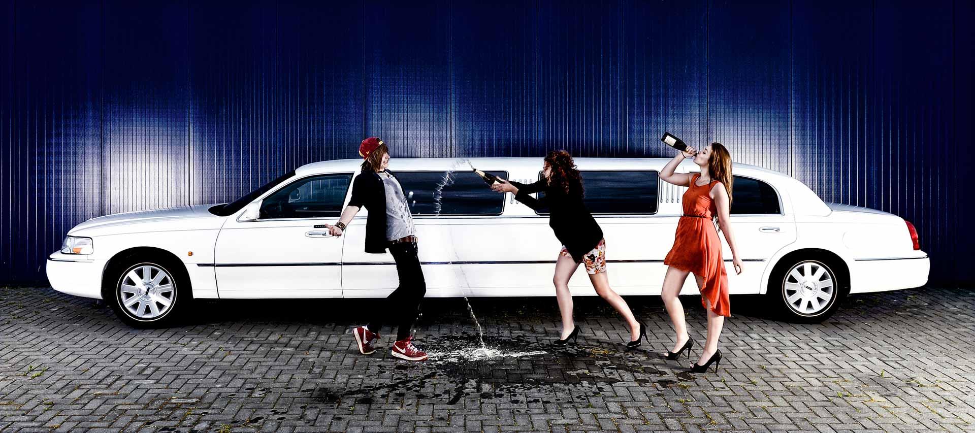 Lincoln limousine huren